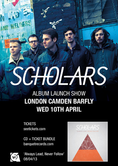 Scholars+Album+Launch+Show+with+Moose+Blood+Coastl+scholarsalbum